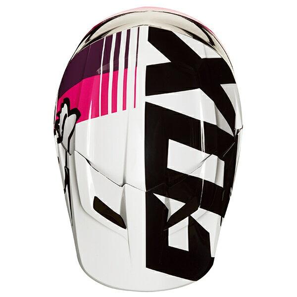 【イベント開催中!】 FOX フォックス オフロードヘルメット MX18 V1ヘルメット HALYN [ハリン] サイズ:L(59-60cm)