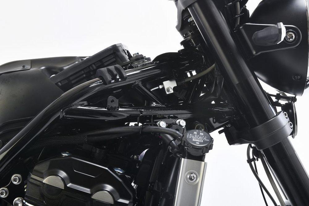 SWAGE-LINE スウェッジライン プロ 車種別ブレーキホースキット ホースの長さ:150mmロング ホースカラー:クリア Z900RS CAFE [カフェ ZR900E]