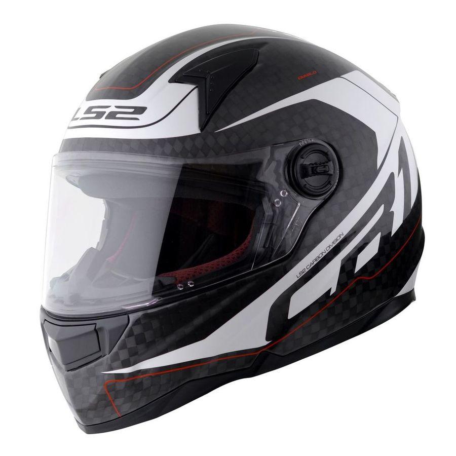 【イベント開催中!】 エルエス2 フルフェイスヘルメット LS2 DIABLO(ディアブロ) ヘルメット サイズ:XL