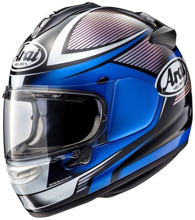 バイク用品, ヘルメット Arai VECTOR-X TOUGH BLUE X