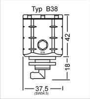 GSGMOTOTECHNIKGSGモトテクニックマスターシリンダークラッチ用オイルタンク/ステーセットカラー:シルバーDORSODURO1200