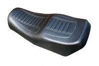 DOREMICOLLECTIONドレミコレクションタンクペイント済スチールタンクセットFXタイプカラー:E4エボニー(黒+ピンスト枠ライン)シート:前期タイプシートZEPHYR400