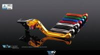 Dimotivディモーティヴアジャスタブルレバーブレーキ/クラッチセットタイプ3エクステンションカラー:ゴールドボディーカラー:ブルー(アジャスターカラー:シルバー)ZX-10R16