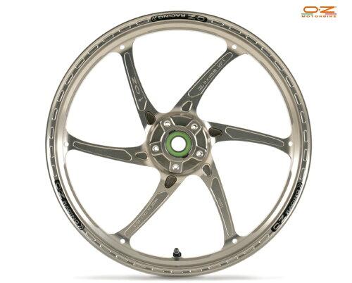 OZレーシング ホイール本体 GASS RS-A アルミ鍛造ホイール カラー:ブラックアルマイト CB1300SF A...