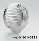 KIJIMA キジマ エンジンカバー ドレスアップカバー メッキ 単品:ポイントカバー Z400FX/Z400J ゼファー400 ゼファーX