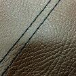 GRONDEMENT グロンドマン その他シートパーツ 国産シートカバー 張替タイプ カラー:茶/黒ダブルステッチ シグナスX