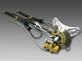 MINIMOTO ミニモト ディスクローター ダックスII型フロントディスクブレーキ変更キット585mm DAX [ダックス]