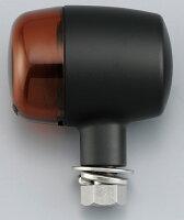 POSHポッシュウインカー車種専用ウインカーセットベーシックシリーズ71タイプタイプ:ブラックボディレンズカラー:オレンジレンズSR400/FISR500
