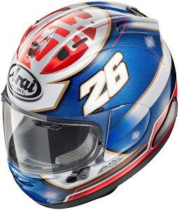 【在庫あり】Arai アライ フルフェイスヘルメット RX-7X PEDROSA SAMURAI [アールエックス セブンエックス ペドロサ サムライ] ヘルメット サイズ:M(57-58cm)