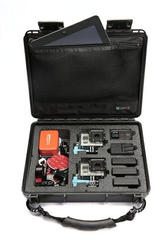 UKPRO ユーケープロ その他バッグ UK Pro POV40 ( GoPro HERO3+ 専用ハードケース ) ショルダース...