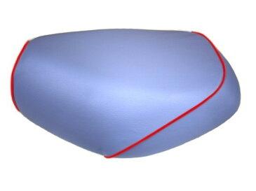GRONDEMENT グロンドマン その他シートパーツ 国産シートカバー 張替タイプ カラー:ライトブルー/赤パイピング ボックス(VOX)