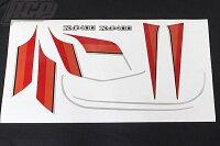 XJ400ステッカー・デカールACPエーシーピー純正タイプラインステッカーセット