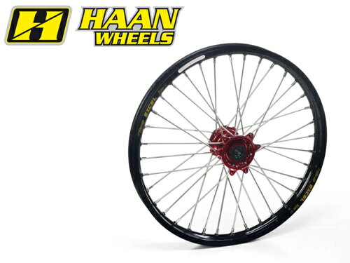 HAAN WHEELS ハーンホイール ホイール本体 フロントオフロードコンプリートホイール F1.60/21イン...