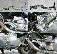 BABYFACE ベビーフェイス [IDEAL] バックステップキット カラー:シルバー SPORTSTER [スポーツスター] 5速モデル 91-03