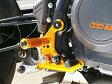 【セール特価!】 BABYFACE ベビーフェイス バックステップキット カラー:ブラック KTM 690 DUKE 08-11 KTM 690 DUKE R 08-11