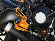 【在庫あり】【セール特価!】 BABYFACE ベビーフェイス バックステップ MT09/FZ09 14- カラー:ゴールド MT-09/FZ-09/XSR900 16-