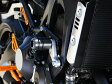 【イベント開催中!】 BABYFACE ベビーフェイス ガード・スライダー フレームスライダー MT-09/XSR900 16-