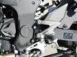 【在庫あり】【イベント開催中!】 BABYFACE ベビーフェイス バックステップ セットバックプレート Ninja250SL 15-