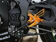 【イベント開催中!】 BABYFACE ベビーフェイス バックステップキット カラー:ゴールド ZX-10R 16-