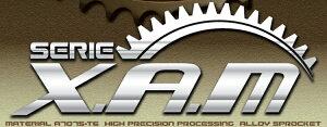 XAM ザム リアアルミスプロケット ポリッシュオーダー 丁数:44 GS400  77-79 GT380  72-78 GT550  72-75
