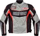 SIMPSON シンプソン ナイロンジャケット(防水) サイズ:4L