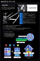 GALESPEEDゲイルスピードホイール本体アルミニウム鍛造ホイール【TYPE-S】ガラスコーティングカラー:ゴールドB-KING'08-'11(ABS)GSX1300R'08-'12(ABS)