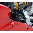 R&G アールアンドジー ガード・スライダー クラッシュガード・プロテクター - エアロ(Aero) スタイル【穴あけ加工無し】【Crash Protectors - Aero Style【No Drill Kit】】■ カラー:ブラック