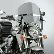 National Cycle ナショナルサイクル スクリーン SwitchBlade (R) Chopped (TM) Quick Release Windshield