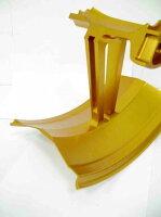 WUKAWAホイール本体AluminumForgedWheelType-Jカラー:GoldenYZF-R699-02