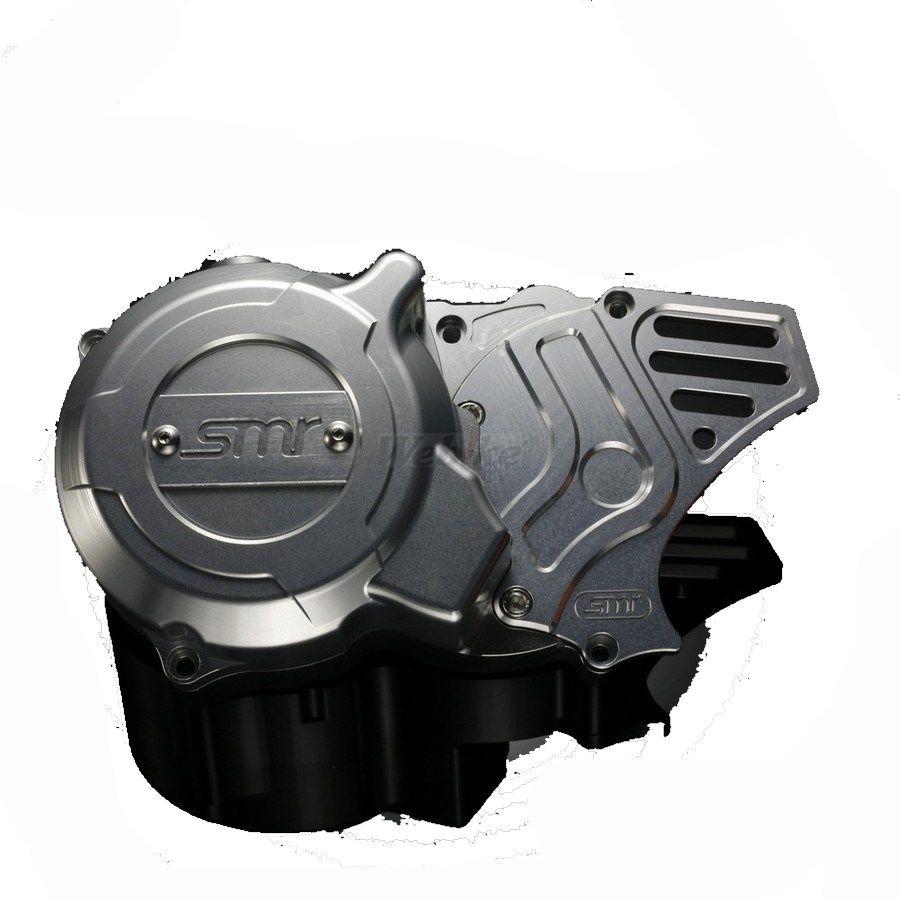 エスエムアール エンジンカバー CNC ステータカバー SMR ケース用 MONKEY