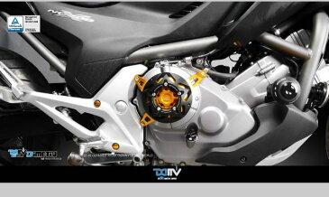 Dimotiv ディモーティヴ ガード・スライダー エンジンプロテクティブカバー(Engine Protective cover) カラー:ゴールド NC750S NC750X