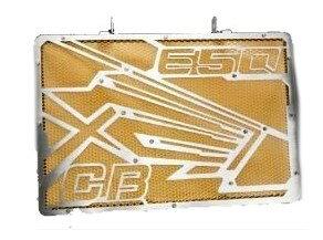 Dimotiv ディモーティヴ コアガード ラジエータープロテクタースペシャル(Radiator Protector - Special) ネットカラー:カラー:ブラック CB650F CBR650F