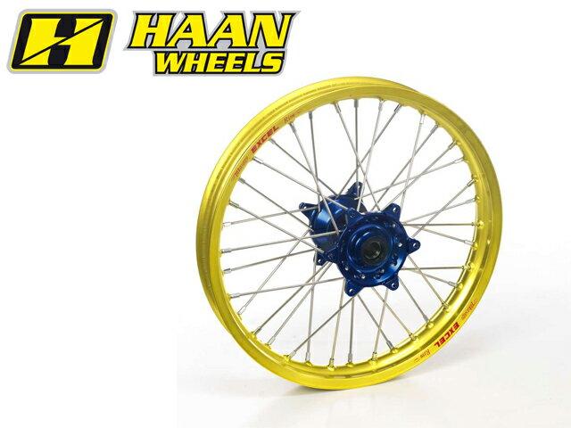 HAAN WHEELS ハーンホイール ホイール本体 リアオフロードコンプリートホイール R14インチ カラー:イエロー カラー:ブルー CRF 150 big wheel (07-14)