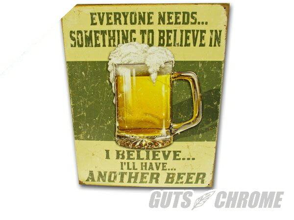 ガッツクローム GUTSCHROME メタルサイン Another Beer画像