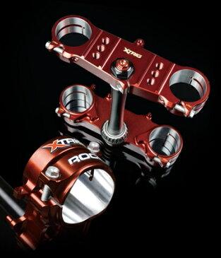 【クーポン配布中】XTRIG エックストリッグ TRIPLE CLAMP ROCS Supermoto (トリプル クランプ ロックス スーパーモト) CRF450 R CRF250 R