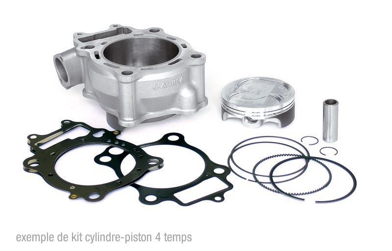 AIRSAL エアーサル ボアアップキット・シリンダー KIT CYLINDER-PISTON XT / TT600【ヨーロッパ直輸入品】