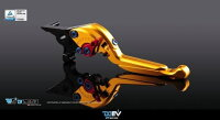 Dimotivディモーティヴアジャスタブルショートレバークラッチタイプ3エクステンションカラー:ブルーボディーカラー:ゴールド(アジャスターカラー:レッド)FTR22300-16