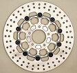 MISUMI ENGINIEERING ミスミエンジニアリング ディスクローター 11.5インチローターセット 白アルマイト XL1200C SPORTSTER 883/1200 [スポーツスター] ナロー系ダイナ ビッグツイン