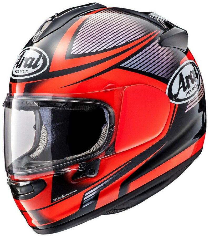 【クーポン配布中】Arai アライ VECTOR-X TOUGH RED [ベクターX タフ 赤] ヘルメット