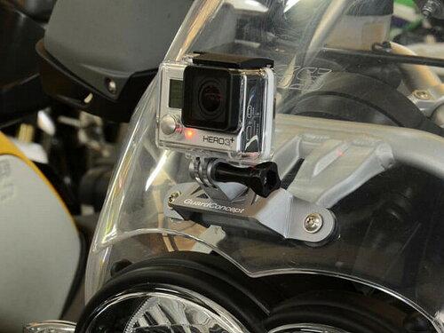 Wunderlich ワンダーリッヒ 各種電子機器マウント・オプション アクションカメラホルダー