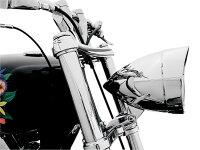 ADJUREINC.アドジュアヘッドライト本体・ライトリム/ケースHEADLIGHTBKT5.75W/VISR[2001-0172]