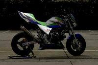 NOJIMAノジマテールカウルシートカウルRC(レース)Z110キットタイプ:FRP/白ゲル(未塗装)KSR11003-08