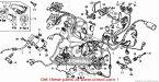 CMS シーエムエス インジェクション関連 UNIT COMP PGM-FI/ C50BN 2008 (8) AA01-170 JAPAN (JDM)