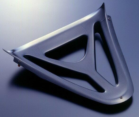 A-TECH エーテック Aテック アンダーカウル ロアーフロントパネル 素材:平織カーボン YZF-R1 98-99