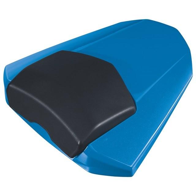 US YAMAHA 北米ヤマハ純正アクセサリー シートカウル R6 シート カウル (R6 Seat Cowl) Type:Black Pad/Color:Blue