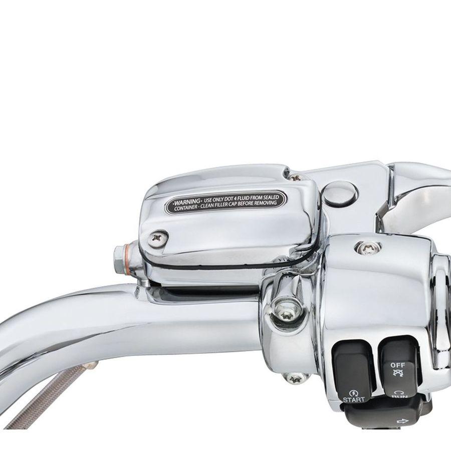 HARLEY-DAVIDSON ハーレーダビッドソン クラッチ Chrome Clutch Bracket and Master Cylinder Reservoir Kit