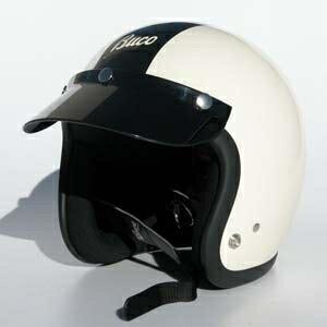 【在庫あり】ブコ ジェットヘルメット BABY BUCO ストライプ サイズ:ML(58-60cm)