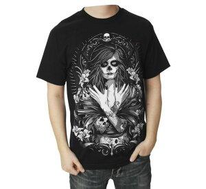 "Outlaw Threadz アウトロースレッズ メンズ Tシャツ ""MYSTIC"" 【Men's Mystic Tee】 Size:3XL [520231]"