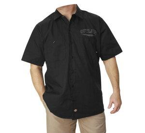 "Outlaw Threadz アウトロースレッズ カジュアルウェア メンズワークシャツ ""UNBREAKABLE"" 【Men's Unbreakable Work Shirt】 Size:L [520294]"