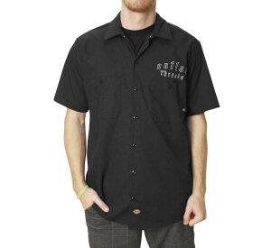 Outlaw Threadz アウトロースレッズ カジュアルウェア メンズ FINGER ワークシャツ 【Men's Finger Work Shirt】 Size:3XL [520381]